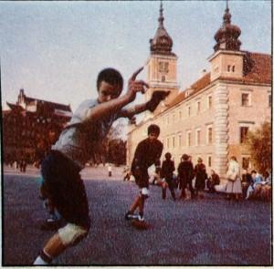 Plac Zamkowy w Warszawie (MR 1980 r.)