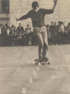 Slalom na Placu Zamkowym